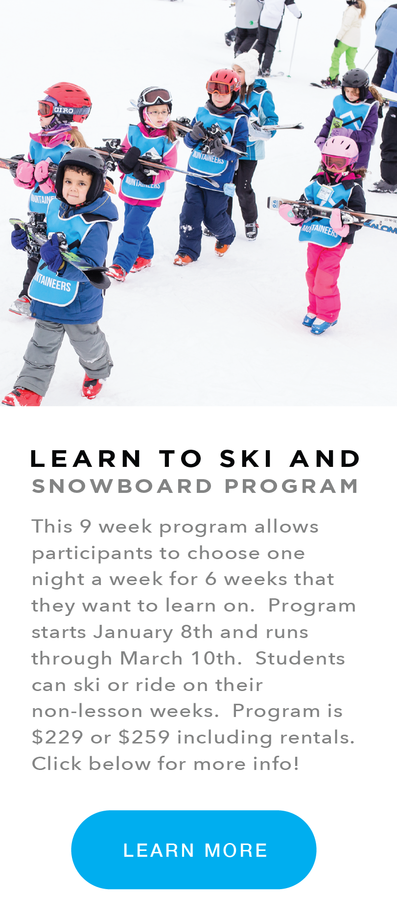 Montage Mountain Ski School