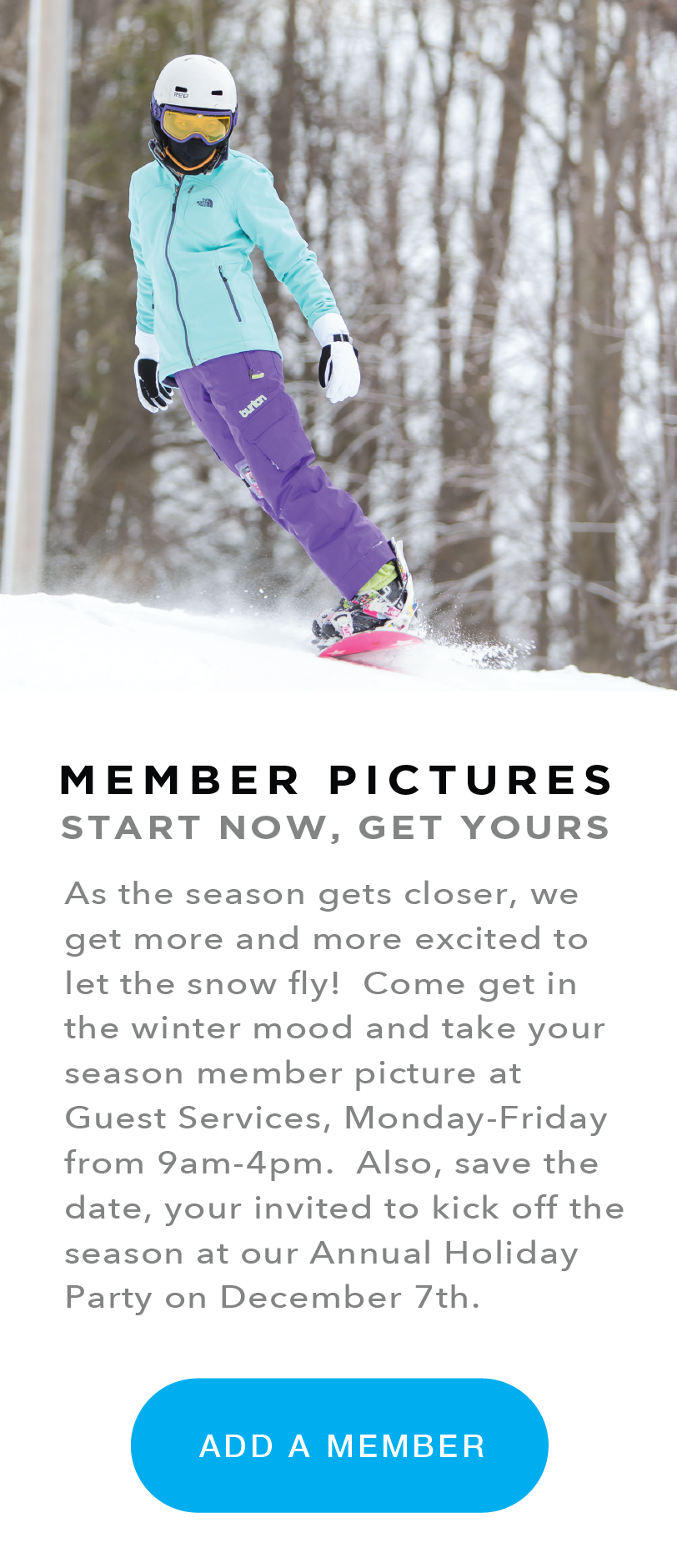 Montage Mountain Season Membership